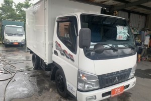 Mitsubishi  Canter 2012年   TCBU優質車商認證聯盟