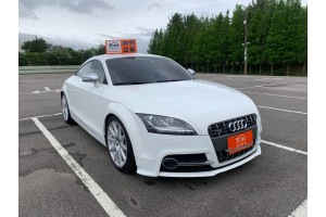 Audi  TT 2008年   TCBU優質車商認證聯盟