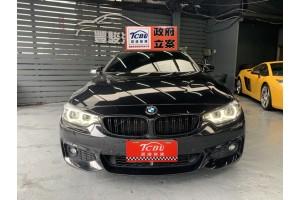 BMW/ 寶馬  4 SERIES  420i M Sport 2017年 | TCBU優質車商認證聯盟