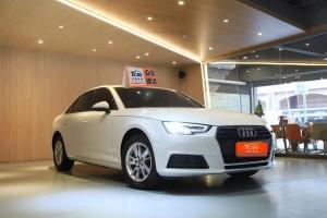 Audi  A4 2016年   TCBU優質車商認證聯盟