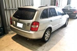 Ford/福特  Tierra 2001年 | TCBU優質車商認證聯盟
