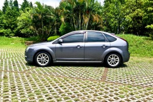 Ford/福特  Focus 2008年   TCBU優質車商認證聯盟