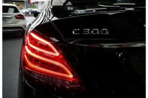Mercedes-Benz/賓士  C-CLASS  C300 2016年   TCBU優質車商認證聯盟