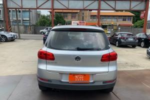 Volkswagen 福斯  Tiguan 2011年 | TCBU優質車商認證聯盟