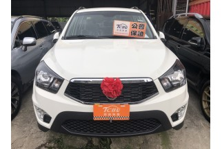 SsangYong 雙龍 Actyon艾昂