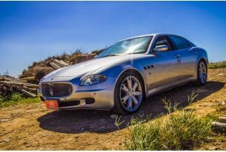 Maserati 瑪莎拉蒂 Quattroporte