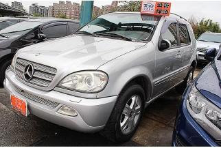 Mercedes-Benz/賓士 ML350