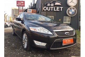 Ford/福特 Mondeo