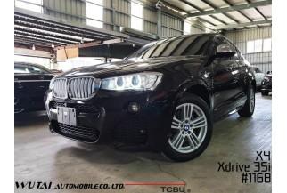 BMW/ 寶馬 X4 xDrive35i