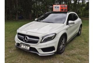 Mercedes-Benz/賓士 GLA45 AMG