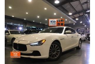 Maserati 瑪莎拉蒂 Ghibli