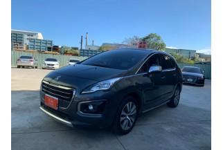 Peugeot 寶獅 3008