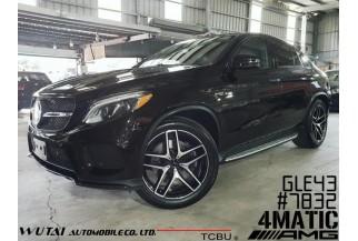 Mercedes-Benz/賓士 AMG GLE43