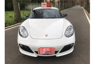 Porsche Cayman 凱門
