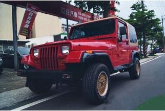 Jeep Wrangler(藍哥)