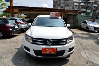 Volkswagen 福斯 Tiguan