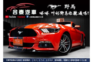 Ford/福特 Mustang