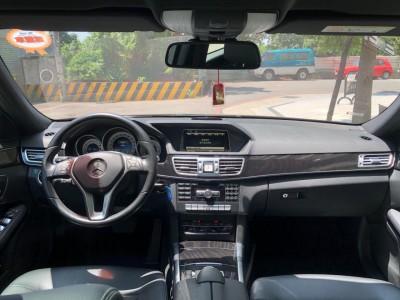 Mercedes-Benz/賓士  E-CLASS  E200 2015年   TCBU優質車商認證聯盟
