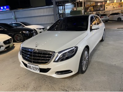 Mercedes-Benz/賓士 S500