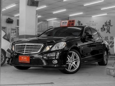 Mercedes-Benz/賓士 E220