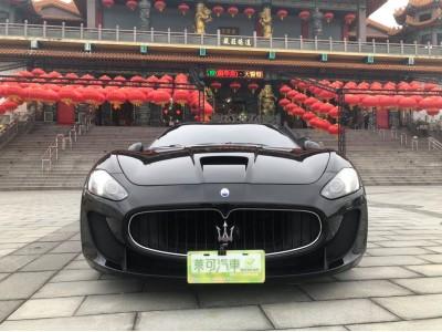 Maserati 瑪莎拉蒂 Gran Turismo