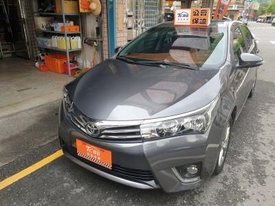 Toyota  Altis 2014年 | TCBU優質車商認證聯盟