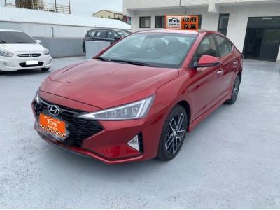 Hyundai  Elantra 2019年 | TCBU優質車商認證聯盟
