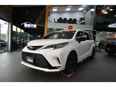 Toyota  Sienna 2021年 | TCBU優質車商認證聯盟