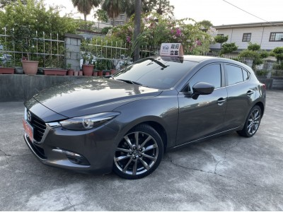 Mazda  Mazda3 2017年 | TCBU優質車商認證聯盟