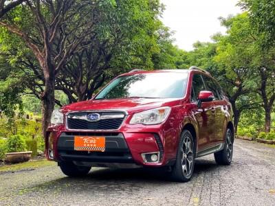 Subaru  Forester 2015年 | TCBU優質車商認證聯盟