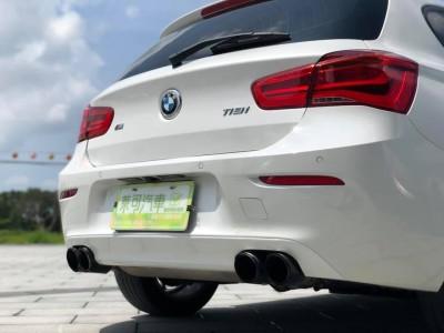 BMW/ 寶馬  1 SERIES  118i 2018年   TCBU優質車商認證聯盟