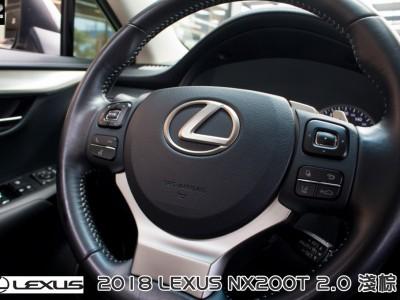 Lexus  NX 2018年   TCBU優質車商認證聯盟