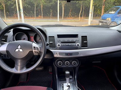 Mitsubishi  Lancer Fortis 2011年   TCBU優質車商認證聯盟