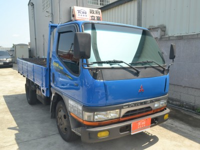 Mitsubishi  Canter 1999年   TCBU優質車商認證聯盟