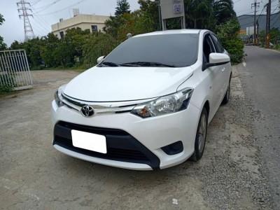 Toyota  Vios 2014年   TCBU優質車商認證聯盟