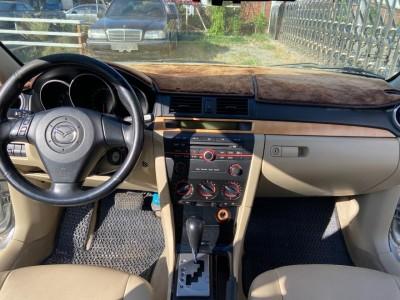 Mazda  Mazda3 2007年   TCBU優質車商認證聯盟