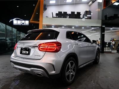 Mercedes-Benz/賓士  GLA-CLASS  GLA200 2015年   TCBU優質車商認證聯盟