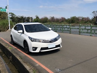 Toyota  Altis 2015年 | TCBU優質車商認證聯盟