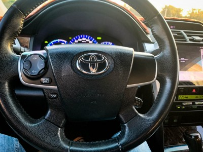 Toyota  Camry 2014年   TCBU優質車商認證聯盟