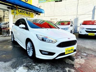 Ford/福特  Focus 2016年 | TCBU優質車商認證聯盟