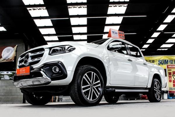 Mercedes-Benz/賓士  X-CLASS  X250D 2017年 | TCBU優質車商認證聯盟
