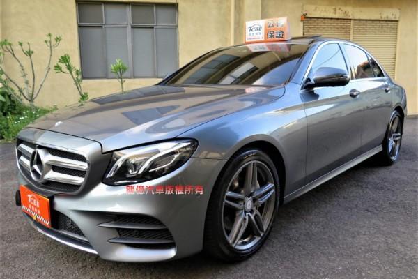 Mercedes-Benz/賓士  E-CLASS 2016年 | TCBU優質車商認證聯盟
