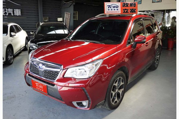 Subaru  Forester 2013年 | TCBU優質車商認證聯盟