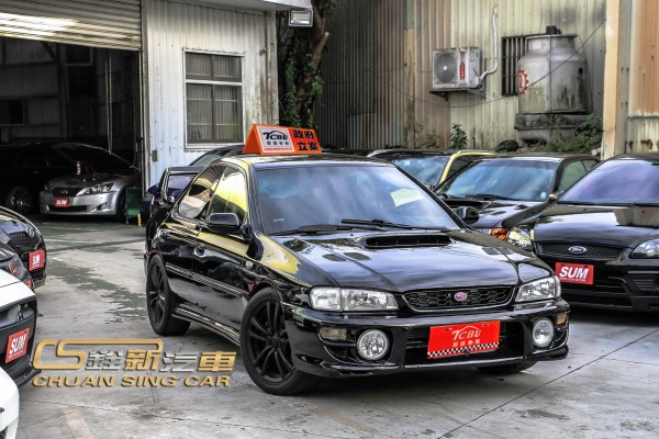 Subaru  Impreza 2001年 | TCBU優質車商認證聯盟