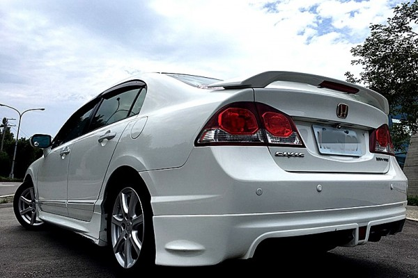 Honda  Civic 2007年 | TCBU優質車商認證聯盟