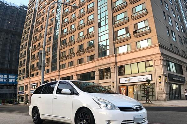Toyota  Wish 2008年 | TCBU優質車商認證聯盟