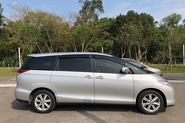 Toyota  Previa 2011年   TCBU優質車商認證聯盟