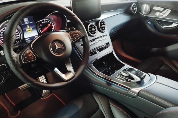 Mercedes-Benz/賓士  GLC-CLASS  GLC43 AMG 2017年   TCBU優質車商認證聯盟