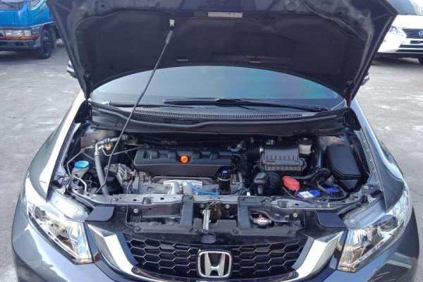 Honda  Civic 2016年   TCBU優質車商認證聯盟