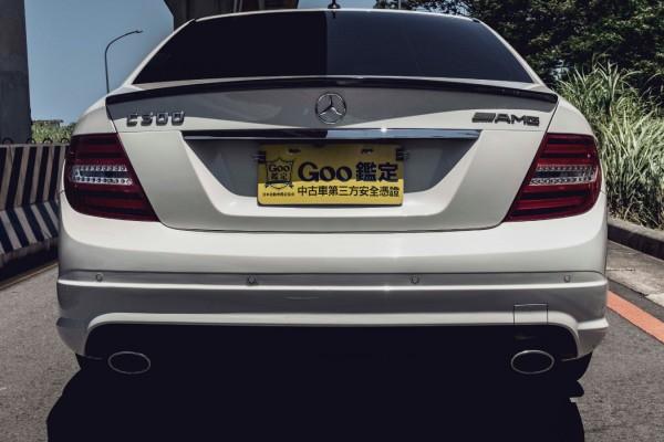 Mercedes-Benz/賓士  C-CLASS  C300 2008年 | TCBU優質車商認證聯盟